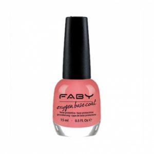 لاک تقویتی Faby Oxygen base coat 300x300 - لاک تقویتی Faby Oxygen base coat