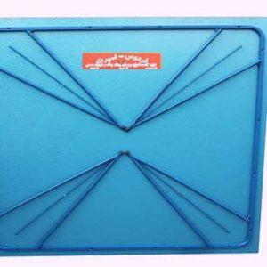 میز1 300x300 - میز پینگ پنگ فردوس مدل Ferdos TS1