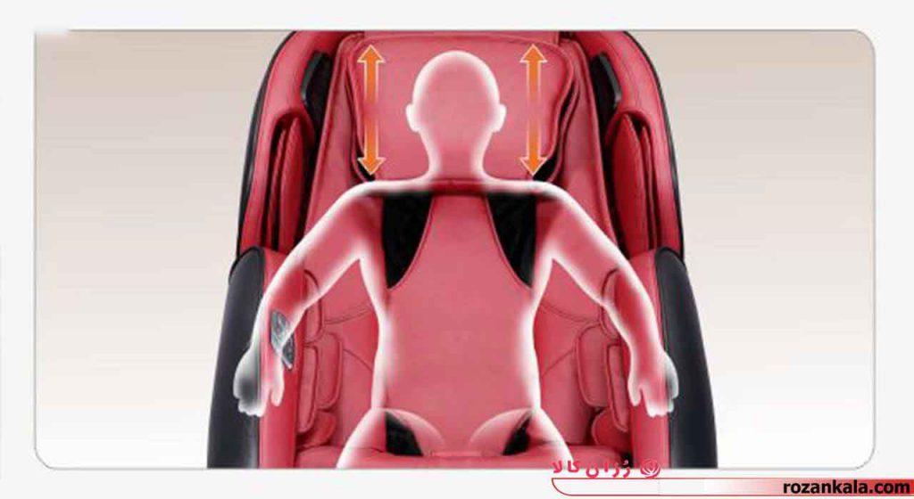 صندلی و مبل ماساژ آیرست iRest SL-A389-2