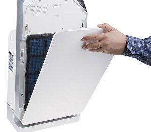 دستگاه تصفیه هوا