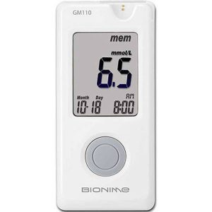 572350 1 300x300 - دستگاه تست قند خون BIONIME مدل GM110