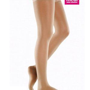 plus ag 1 300x300 - جوراب واریس بیخ ران بدون گریپ مدی Medi Thigh socks PLUS-AG