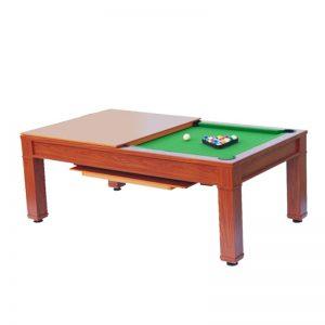 billiard table model jx  300x300 - میز بیلیارد با رویه ناهار خوری IB CENTER 918