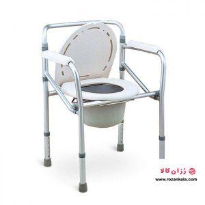 Azmed Az894L h 300x300 - توالت فرنگی تاشو آزمد مدل AZ-894L