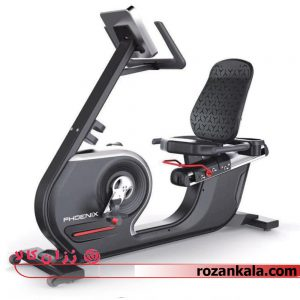 دوچرخه ثابت دی اچ زد 300x300 - دوچرخه ثابت مبله پشتی دار باشگاهی دی اچ زد فیتنس A5100