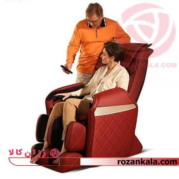 صندلی ماساژ آی رست مدل SL-A51