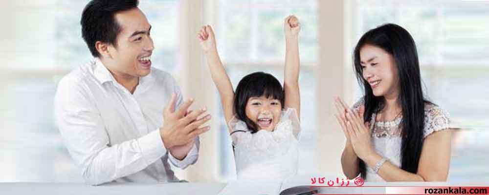 بازی والدین با کودکان