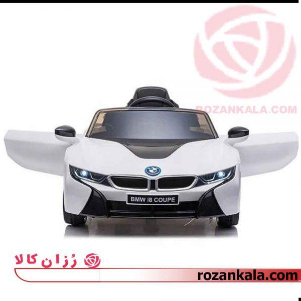 ماشین شارژی بی ام و سواری رالی مدل BMW i8