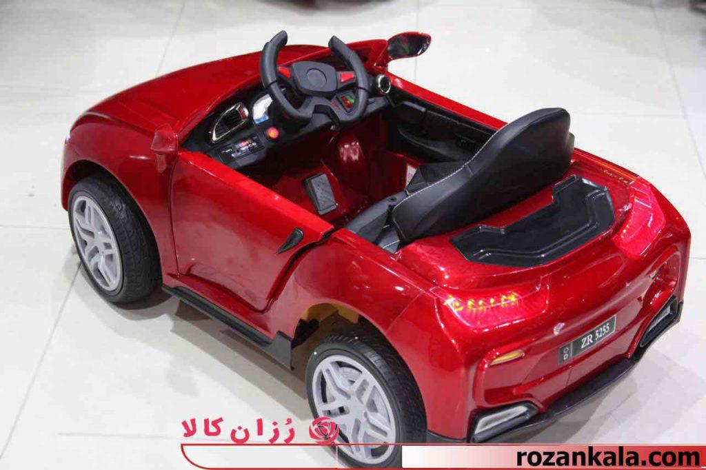 ماشین شارژی مازراتی مدل ZR 5255