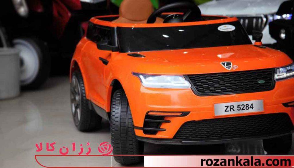 ماشین شارژی مدل ZR-5284