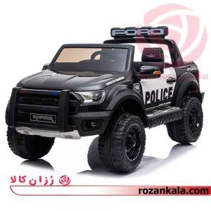 ماشین شارژی فورد رنجر رپتور طرح پلیس RAPTOR