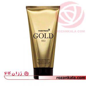 لوسیون برنزه کننده طلایی Tannymaxx Gold Face Bronze 75ml