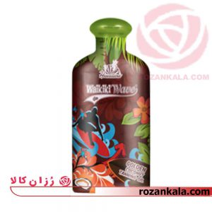 لوسیون برنزه کننده Tannymax waikiki coconut tanning oil 200ml