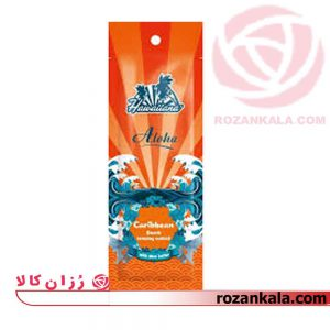 لوسیون برنزه کننده Tannymaxx Aloha caribbean smooth 15ml