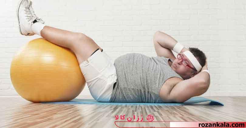 ورزش و لاغر شدن