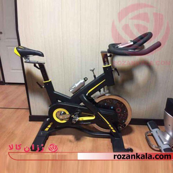 اسپینینگ و دوچرخه ثابت آیرون مستر مانیتور دار مدل ۹۲۵M