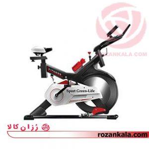 دوچرخه اسپینینگ خانگی اسپرت گرین لایف Sport Greenlife SVS001
