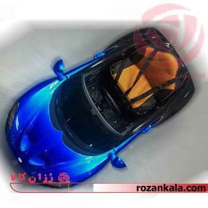 ماشین شارژی مک لارن مدل 1199 آبی