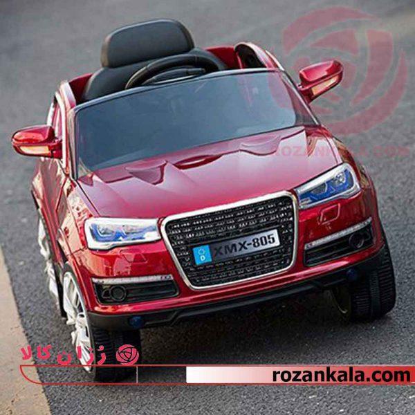 ماشین شارژی آئودی مانیتوردار ۸۰۵ مدل AUDI