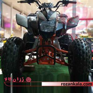 موتور چهار چرخ ۱۲۵ سی سی جترو سایز بزرگ