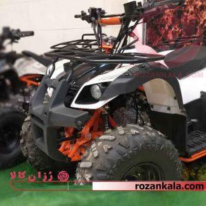 موتور چهار چرخ ۱۲۵cc مدل اسپایدرمن