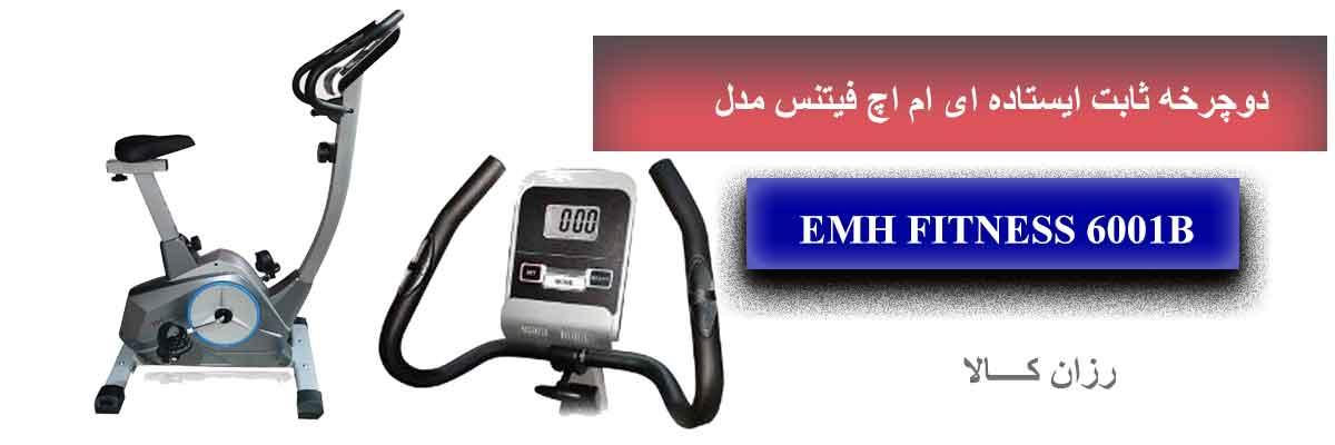 فروش دوچرخه ثابت ایستاده ای ام اچ فیتنس مدل EMH FITNESS 6001B