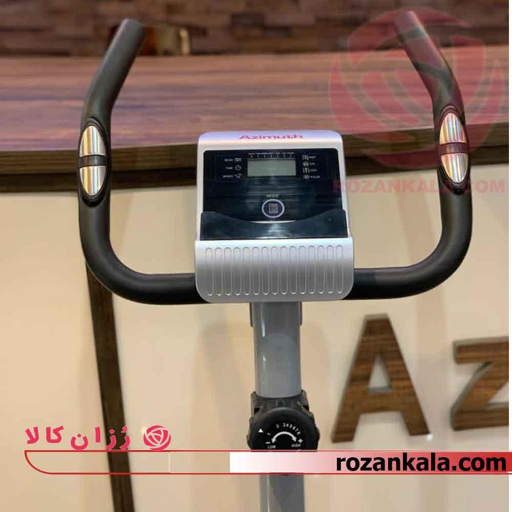 دوچرخه ثابت مگنتیک (زین دار) Azimuth مدل AZ 8317