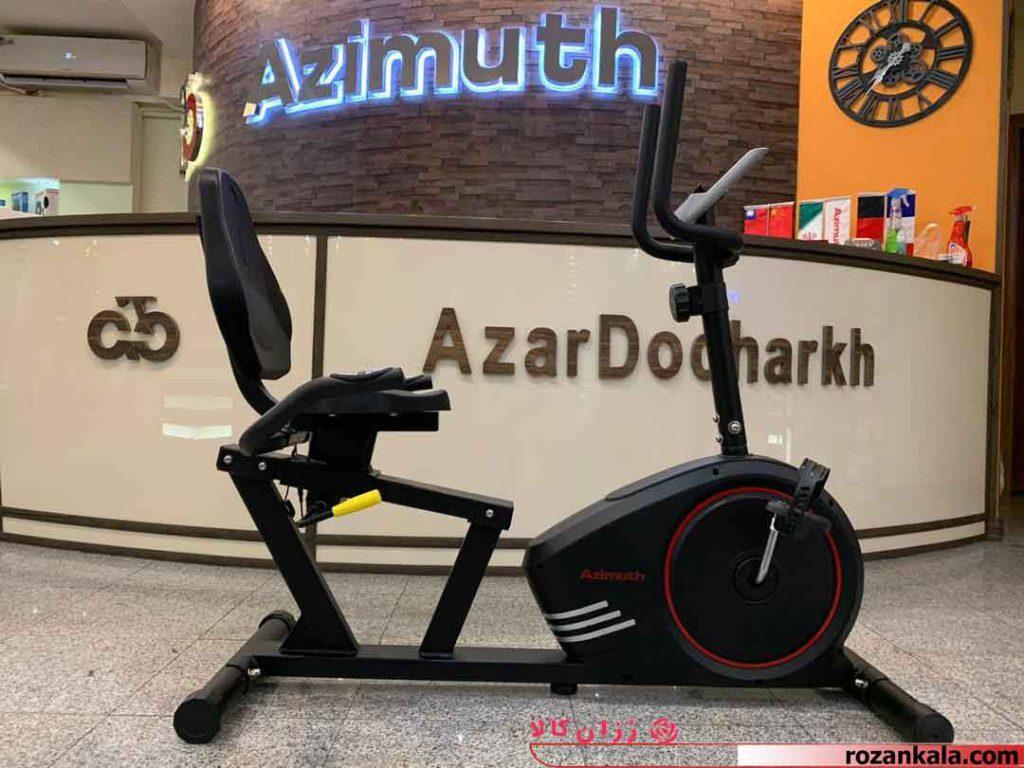 دوچرخه مگنتیک مبله (پشتی دار) مدل AZ 8518R