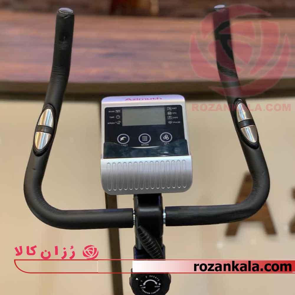 دوچرخه ثابت مگنتیک Azimuth مدل AZ 8518