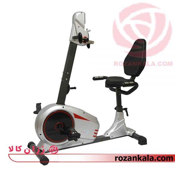 دوچرخه ثابت آیرون مستر مگنتی پشتی دار-B511 RM Iron Master