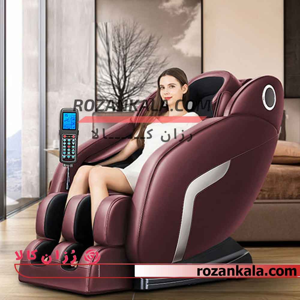 مبل ماساژور فول مدل chair massage 2020