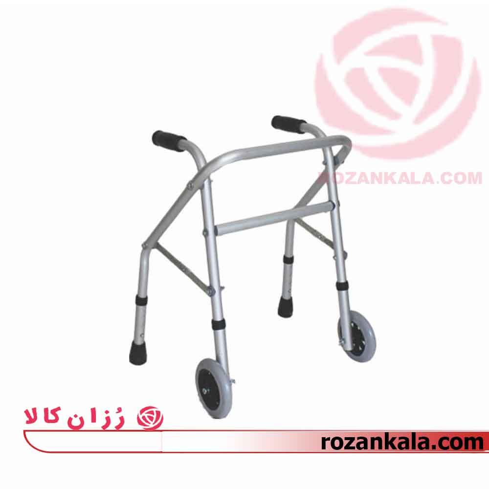 واکر تاشو چرخ دار ایرانی جی تی اس JTS