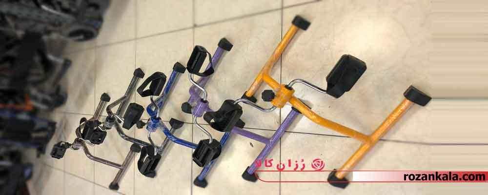 پدال مکانیکی یا مینی بایک دست و پا جی تی اس JTS