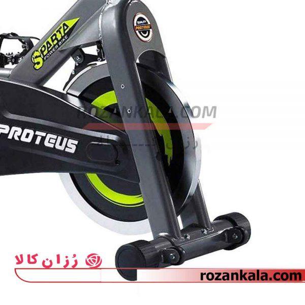 دوچرخه ثابت باشگاهی پروتئوس مدل sparta-Z5