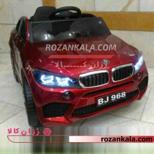 ماشین شارژی بی ام و مدل BMW968