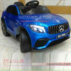 ماشین شارژی ۴ موتوره مرسدس بنز مدل Mercedes Benz-988