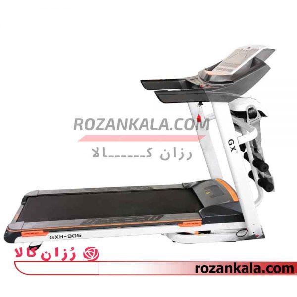 تردمیل خانگی چندکاره برند جی ایکس Gx مدل GXH-905