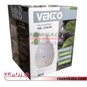 دستگاه بخور سرد وکتو مدل HQ-UH812K Vekto