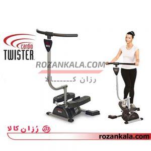 دستگاه ورزشی استپر دسته دار کاردیو تویستر cardio twister