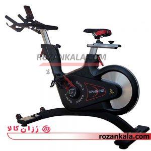 دوچرخه اسپینینگ مانیتور دار GX جی ایکس رزان کالا