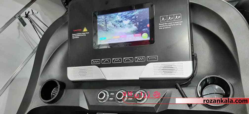 تردمیل خانگی چهارکاره پرو آی فیت مدل Pro I Fit L580DS
