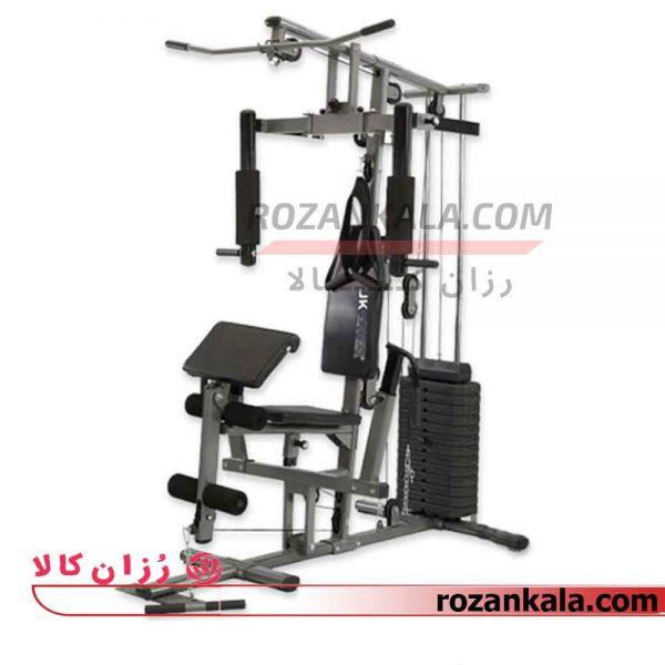 دستگاه بدنسازی چند کاره جی کی اکسر JK Exer Multigym 9985