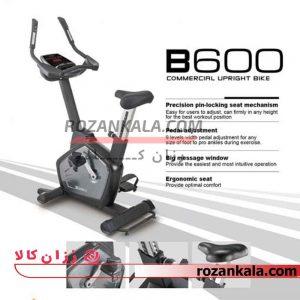 دوچرخه ثابت ایستاده الکترومگنتی باشگاهی و خانگی DK City مدل B600.1