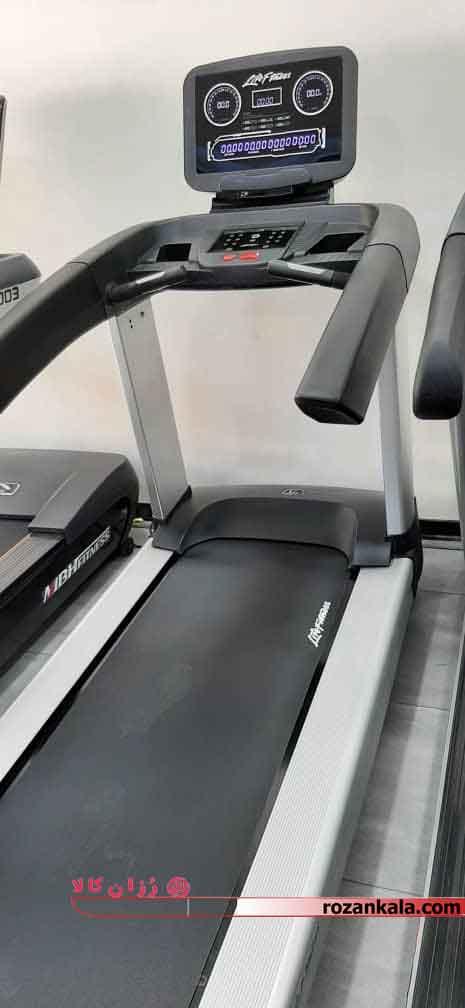 تردمیل باشگاهی لایف فیتنس life fitness