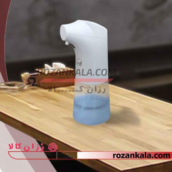 دستگاه ضد عفونی کننده دست رومیزی آلماپرایم مدل APD2