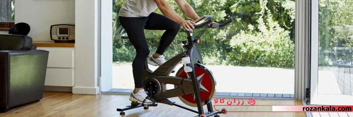 تفاوت دوچرخه ثابت مبله با چرخ ثابت ایستاده