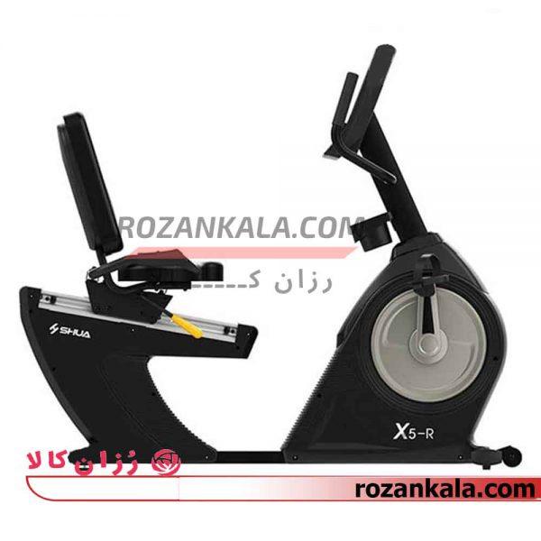 دوچرخه ثابت مبله و پشتی دار شوا مدل SH-B6500R