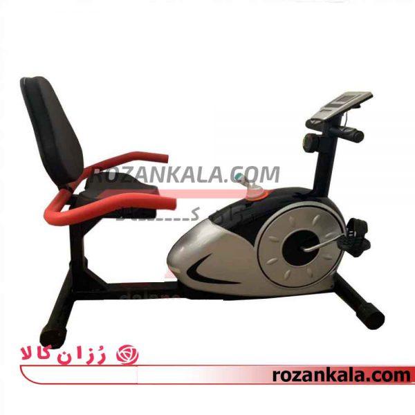 دوچرخه ثابت مبله نشسته روبیمکث مدل 7747
