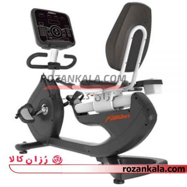 دوچرخه ثابت مبله و نشسته Life FITNESS لایف فیتنس مدل LF300