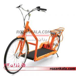 دوچرخه تردمیلی آلومینیومی با موتور